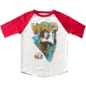 NEW Rowdy Sprout The Who Concert Tee Boys 10 12